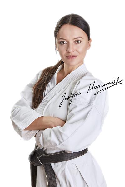Justyna Marciniak portret
